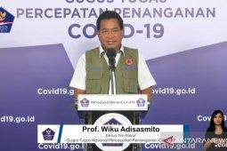 Ada 53 daerah risiko kenaikan tinggi COVID-19 di Indonesia
