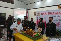 HUT Bhayangkara, Polres Kubu Raya komitmen tingkatkan rasa aman masyarakat
