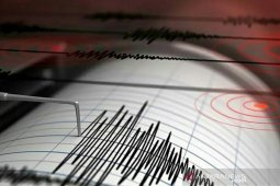 Gempa magnitudo 5.3 terjadi di Blitar