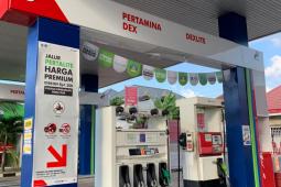 Pertamina turunkan harga Pertalite jadi Rp6.450 per liter di daerah ini
