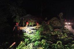 35 rumah rusak dihantam angin puting beliung di Aceh Timur