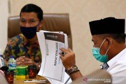 Koordinasi penanganan COVID-19 di Banda Aceh