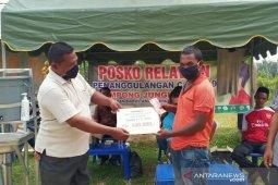 31 KPM terima BLT tahap lll di Aceh Timur