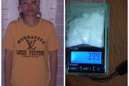 Polisi Pangkalan Brandan Langkat tangkap ibu rumah tangga pemilik 3,99 gram sabu-sabu