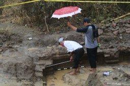 Penemuan Struktur Bangunan Kuno di Kediri