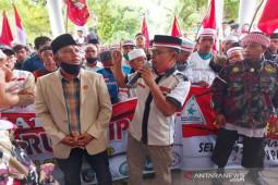 Tolak RUU HIP, aliansi masyarakat Madina bersatu demo ke DPRD