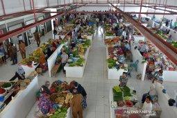 Peresmian pasar rakyat Al Mahirah