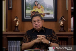 SBY merasa tenteram mendengar tausiyah almarhum  Syeikh Ali Jaber
