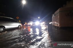 Diguyur hujan, Kawasan Puspemkot Tangsel terendam banjir
