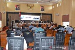 COVID-19 - DPRD Penajam Paser Utara pelajari penanggulangan sosial ekonomi Balangan