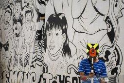 Perkembangan proyek rumah deret di Bandung