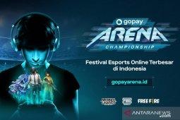 30 ribu gamer siap tempur di GoPay Arena Championship