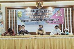 DPRD Banjarmasin turun reses sekalian sosialisasi penanganan COVID-19