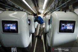 Kereta Bandung-Gambir PP kembali beroperasi
