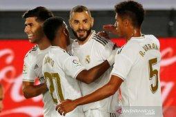 Real Madrid perlebar jarak dengan Barcelona