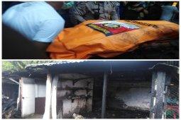 Kios terbakar di Tebing Tinggi, 1 meninggal dan 1 luka bakar