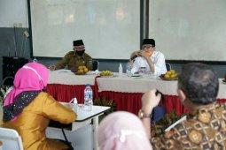 Gubernur Banten Wahidin Halim izinkan kelas tatap muka secara terbatas