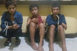Buron 57 hari, dua tahanan yang kabur dari Polsek Pamatang Raya diringkus kembali