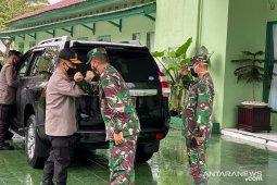 Kapolda Maluku ajak TNI berdampingan emban tugas negara