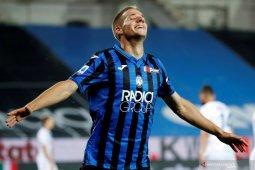 Atlanta geser Inter Milan untuk duduki peringkat kedua klasemen Liga Italia