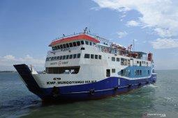 Pelayaran Perdana KMP Munggiyango Hulalo