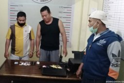 Pemilik warung di Serbalawan diamankan kasus narkoba