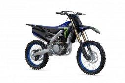 Yamaha umumkan model teranyar Yamaha YZ250F 2021 dan YZ450F 2020
