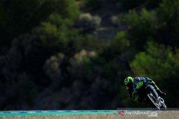 Valentino Rossi gagal finish di seri pembuka MotoGP