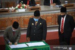 Semua fraksi DPRK Banda Aceh terima LPJ APBK tahun 2019