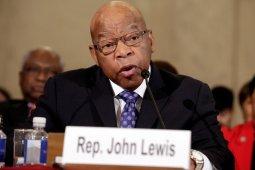 Pelopor hak sipil, anggota Kongres AS John Lewis meninggal dunia