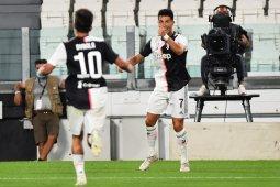 Juventus unggul delapan poin di pucuk klasemen Liga Italia