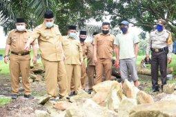 Wali Kota lakukan peletakakan batu pertama tambahan kelas MAN Tebing Tinggi