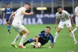 Hasil imbang bikin Inter Milan tergelincir dalam perburuan gelar juara