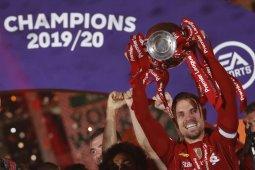 Henderson dinobatkan sebagai Pemain Terbaik Liga Inggris versi FWA