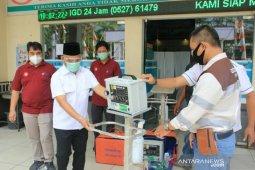 PT Adaro serahkan alat Ventilator ke RSUD Pambalah Batung