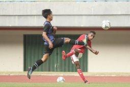 Timnas U-16 tampil sesuai rencana saat uji coba lawan Askab Bekasi U-18