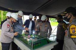 Wakapolri tinjau lokasi pembangunan markas Polda Maluku di Tantui
