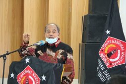 Wali Kota hadiri Musda ke 5 DPD Komnas-WI Tebing Tinggi