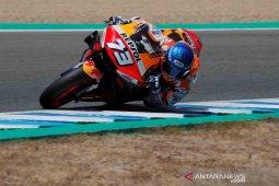 Marquez ditarik dari motoGP Andalusia, ini alasan Manajer Repsol Honda