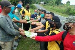 Polres Simalungun siapkan Kampung Tangguh di Tanah Jawa