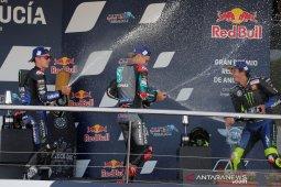 Duet Petronas Yamaha, Fabio Quartararo dan Franco Morbidelli  puncaki FP2 GP Republik Ceko
