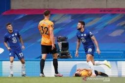 Chelsea tundukkan Wolverhampton, amankan Zona Liga Champions