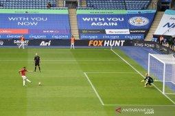 MU atasi Leicester untuk masuk ke Liga Champions