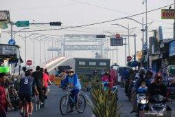 Jembatan Suroboyo ditutup