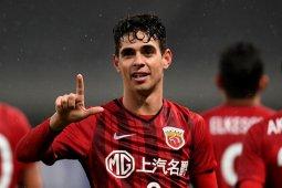 Mantan pemain Chelsea Oscar siap pindah kewarganegaraan dan ingin bela timnas China