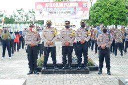 Polres Simalungun gelar pemeriksaan administrasi calon siswa Polri