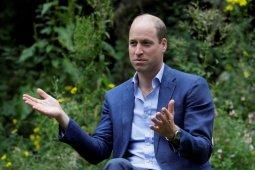 Pangeran William turut ambil bagian dalam podcast kesehatan mental