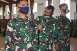 Pergesera prajurit BKO TNI AD di Papua Barat dilakukan bertahap