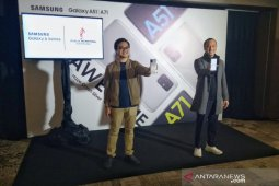 Samsung Galaxy A51 dan A71 ponsel resmi Piala Kemenpora Esports 2020