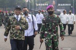 Mahfud minta agar jangan lagi ada kecurigaaan militer anti-HAM